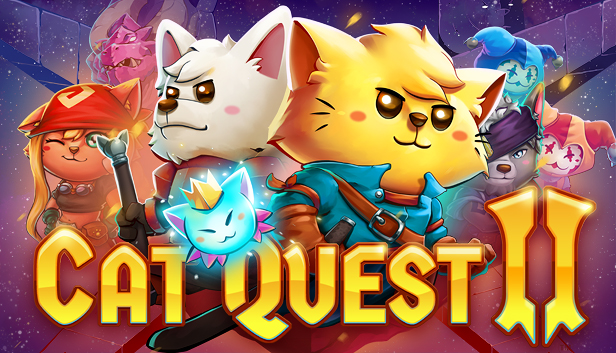 REVIEW: CAT QUEST 2/AN ABSOLUTELY AMAZING SEQUEL AND A MUST-BUY ON SWITCH