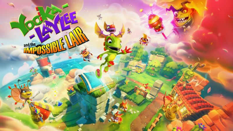 REVIEW: YOOKA LAYLEE & THE IMPOSSIBLE LAIR/THE FRESH PRINCE OF THROWBACK
