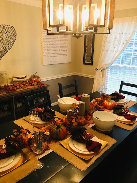 ON MAKING YOUR OWN TRADITIONS: WHY WE LOVE THANKSGIVING/CANTO #13