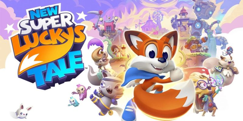 FEATURE- NEW SUPER LUCKY'S TALE IS THE NEW PLATFORMER TO BEAT.