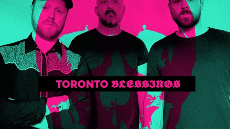 THE GHOST GENERATION X TORONTO BLESSINGS/INTERVIEW