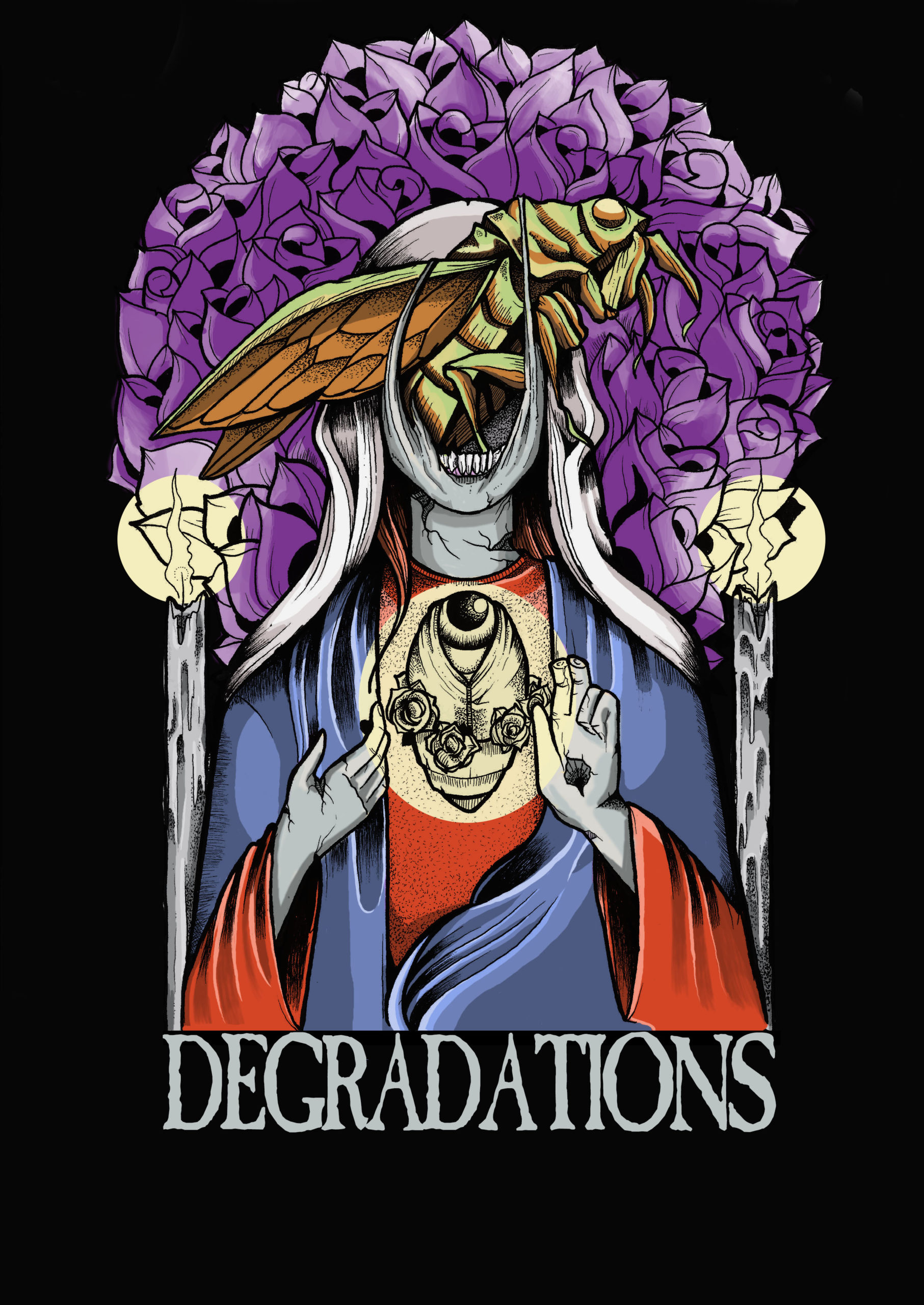 THE GHOST GENERATION X DEGRADATIONS/INTERVIEW