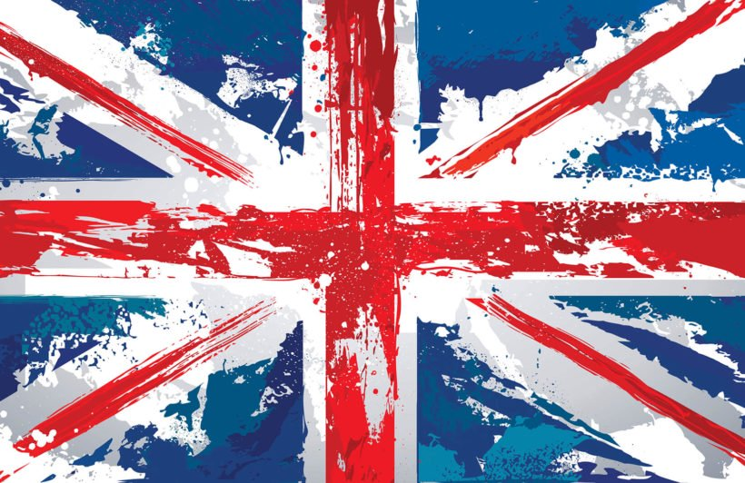 BRITISH AND PROUD OF IT