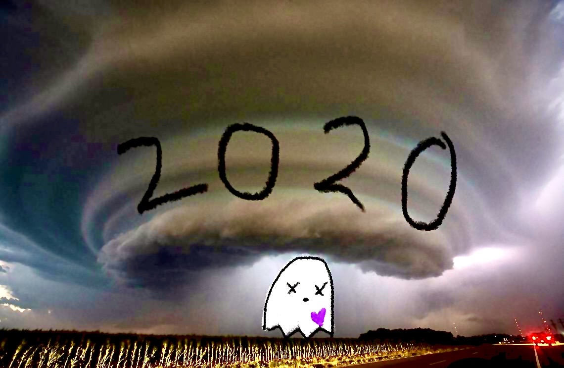 LOST IN 2020/CANTO #46