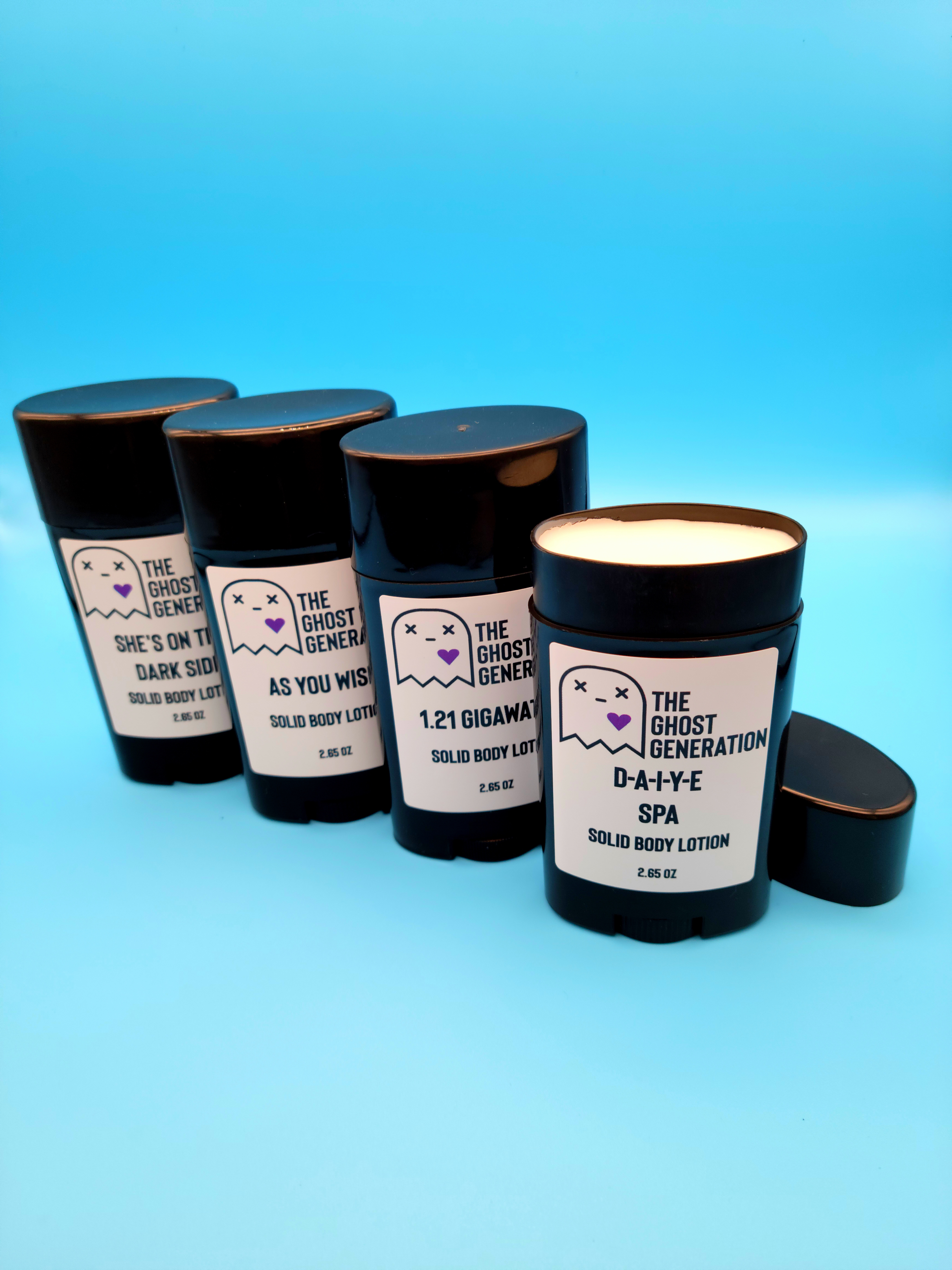 Solid Kokum Butter Lotions